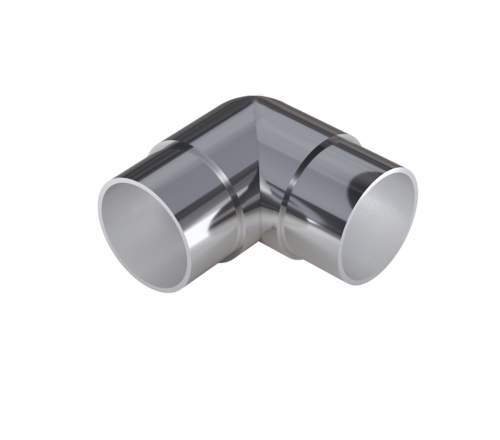 Stainless Steel Fixed Round Elbow