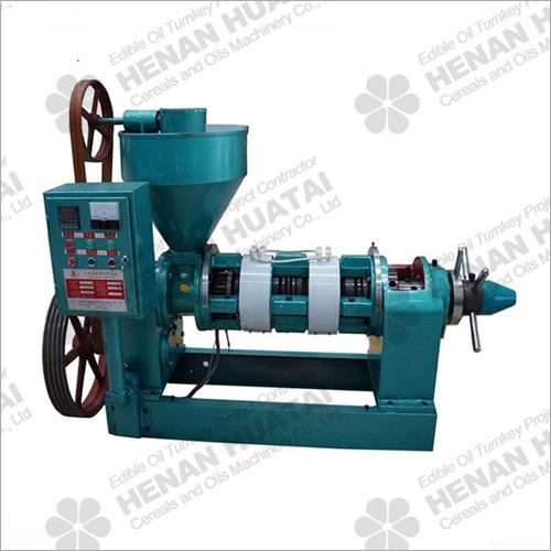 YZYX120WK Temperature Control Oil Press Machine