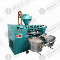 Water Cooling System Combined Oil Press Machine