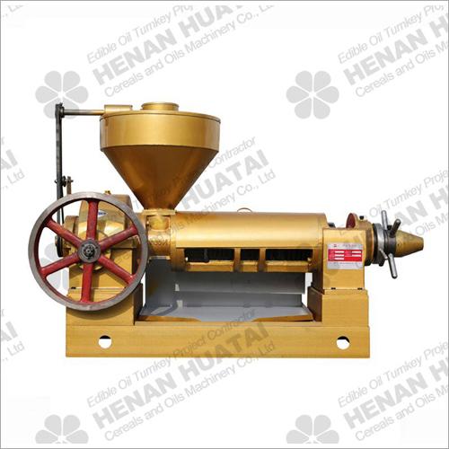 YZYX140DJ Low Noise Screw Oil Press Machine