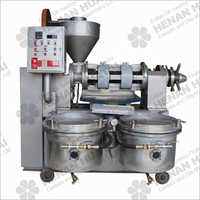 YZYX10-6 WZ With Filter Combined Oil Press Machine