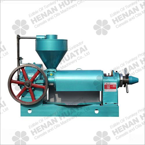 YZYX120DJ Low Noise Screw Oil Press Machine