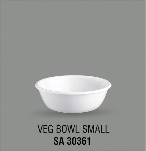 Acrylic Veg Bowl Small