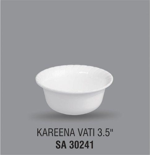 Acrylic Kareena Vati 3.5 Inches