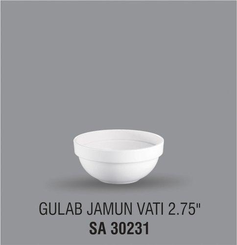 Acrylic Gulab Jamun Vati 2.75 Inches