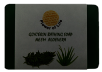 Neem Aloevera Glycerin Bathing Soap