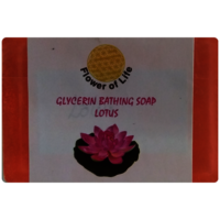 Lotus Glycerin Bathing Soap