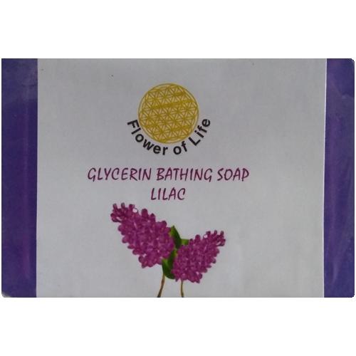 Lilac Glycerin Bathing Soap