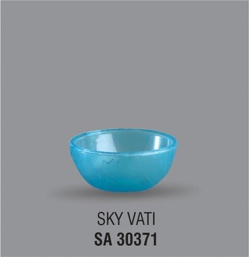 Acrylic Sky Vati Bowl