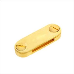 Brass DC Tape Clip