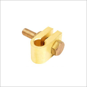 Brass Split Connected Clamp