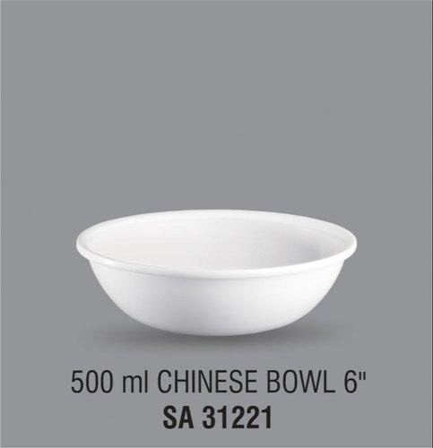 Acrylic Veg Bowl Big
