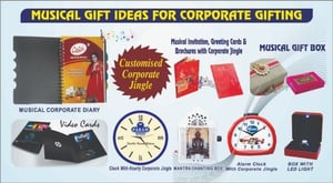 Chocolate Gift Box Musical Module Birthday, Happy Diwali, Congratulations Sound for Corporate Gift