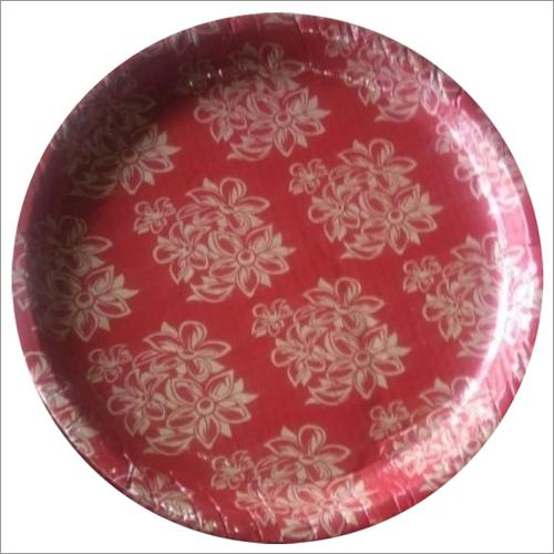 Disposable Designer Buffet Paper Plates