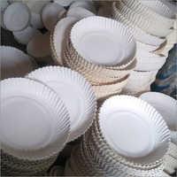 Disposable Plain Plates
