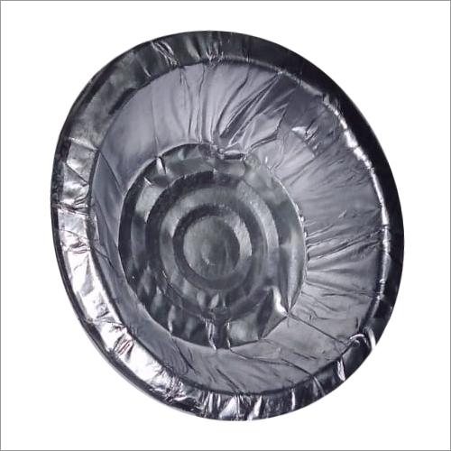Disposable Silver Dona