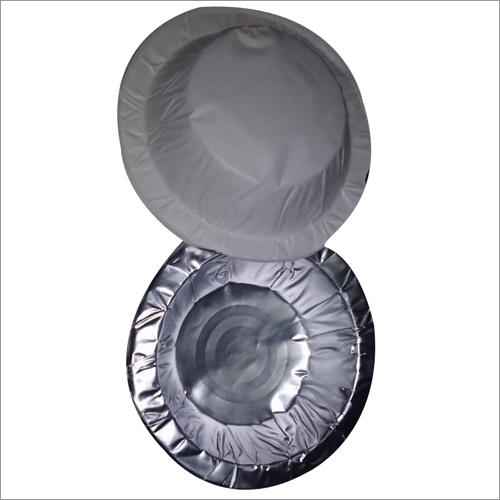 Disposable Silver White Dona