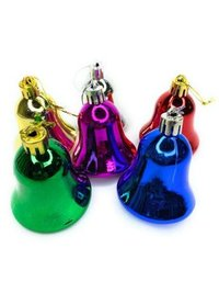 Christmas Tree Decorative Fancy Bells