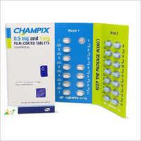 Brand Champix /Chantix Starter Kit Tablets