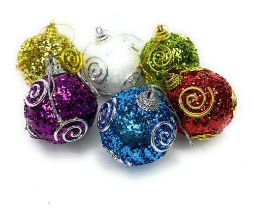 Christmas Tree Hanging Balls