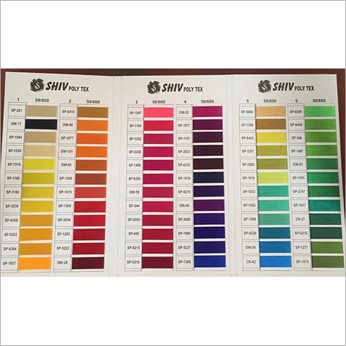 Nylon Dyed Yarn