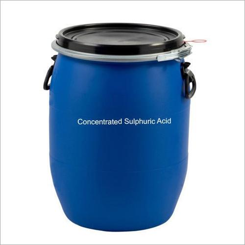Liquid Concentrated Sulphuric Acid