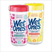 Wet Ones Antibacterial Fresh Hand Wipes