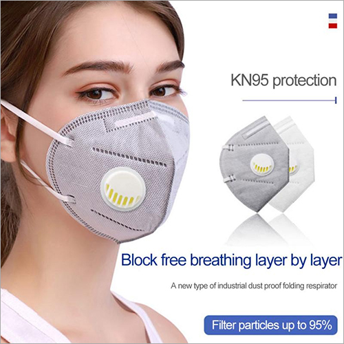 KN95 N95 FFP2 Disposable Protective Safety Mask