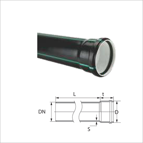 USEM Single Socket Pipe