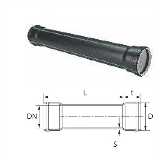 USEM Double Socket Pipe