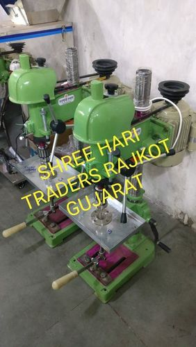 Manual Sambrani Dhoop Cup Making Machine