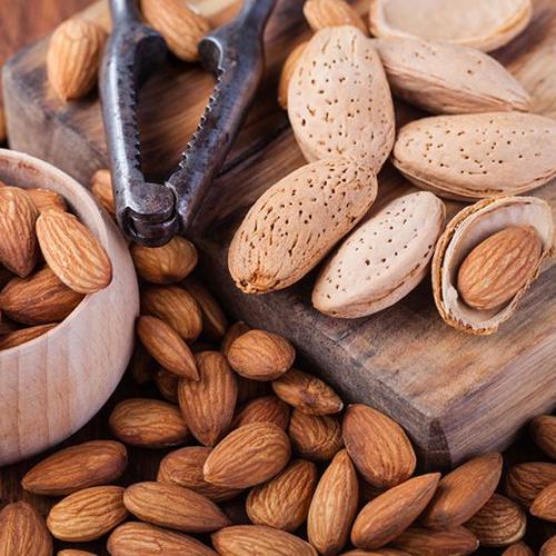 Almonds Nut Cracker