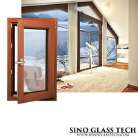 Tempered Vacuum Glass for Passive House