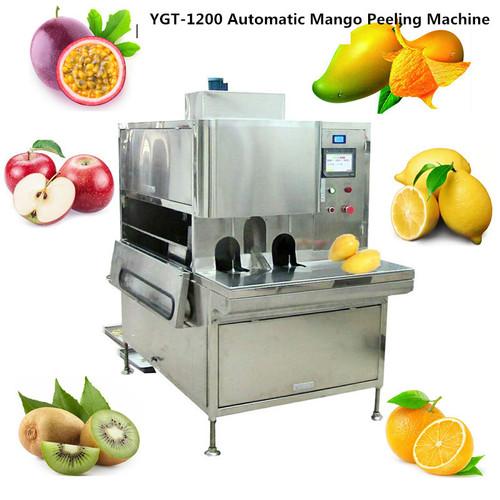YGT-1200 Automatic Mango Peeling Coring Machine