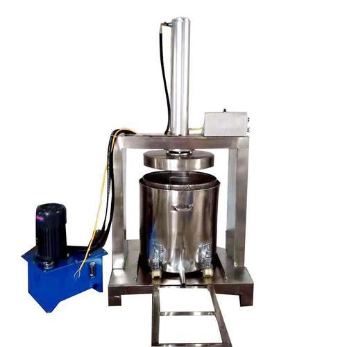 Hydraulic Fruit Juice Pomegranate Juice Press Machine