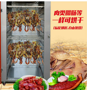 YDDB-20 commercial food dryer Meat Fish Drying Machine