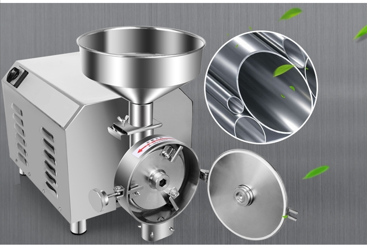 DLF-3600 nut bean milling Machine Coffee bean powder grinding machine