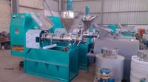 D-80  Industrial Peanut Oil Cold Press Machine
