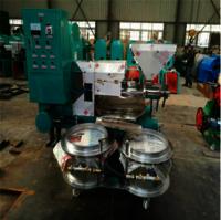 D-80 Commercial Coconut Oil Press Machine