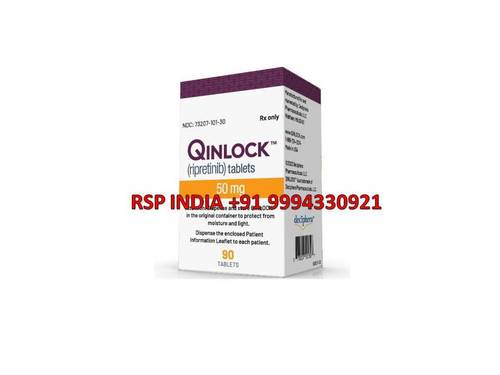 Qinlock 50mg Tablets