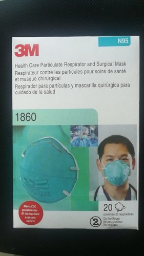 3m 1860 Face Mask