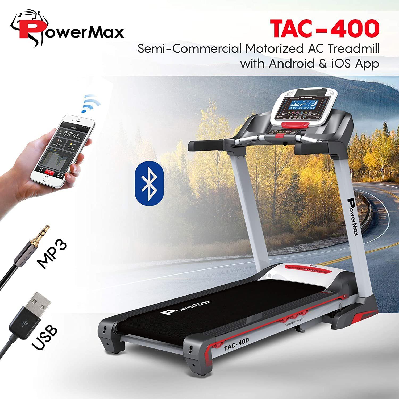 PowerMax treadmil TAC400