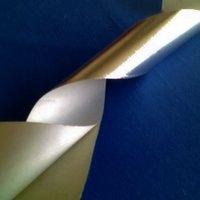 Aluminized fiberglass cloth tape with self adhesive