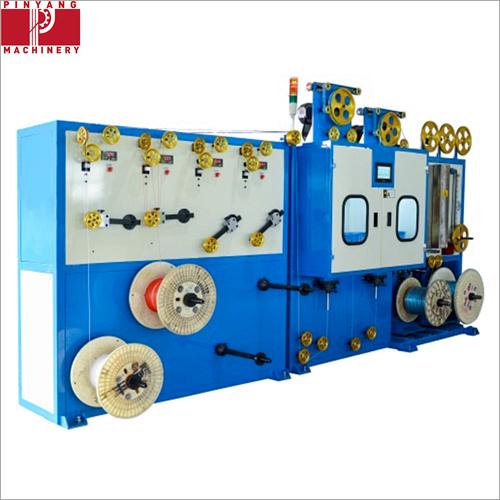 PY Horizontal High Speed Taping Machine