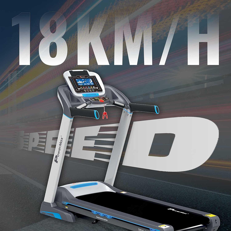 Powermax Treadmil Tda350