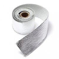 Aluminized fiberglass tape