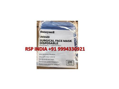 SURGICAL DISPOSABLE FACE MASK SM2400 HONEYWELL