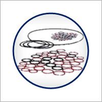 Rubber O& V Rings
