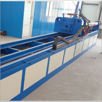 High Frequency Hot Forming Mandrel Elbow Machine