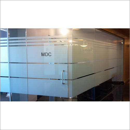 Door Glass Film